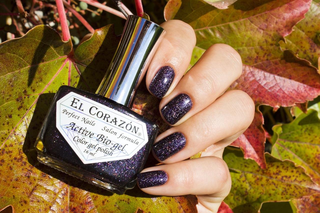 EL Corazon – Active Bio-Gel «Galaxy» #423/505
